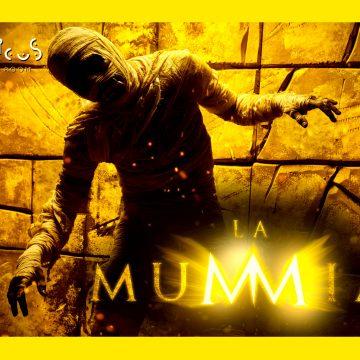 Logicus escape room a Cagliari la copertina della mummia