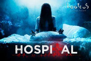 Logicus escape room Cagliari Hospital