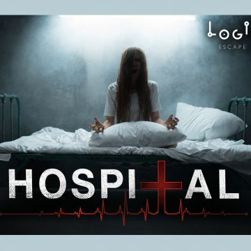 Logicus escape room a cagliari la copertina di hospital
