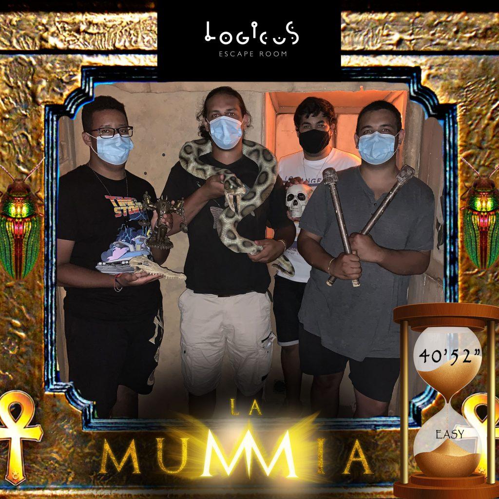 Record Mummia easy